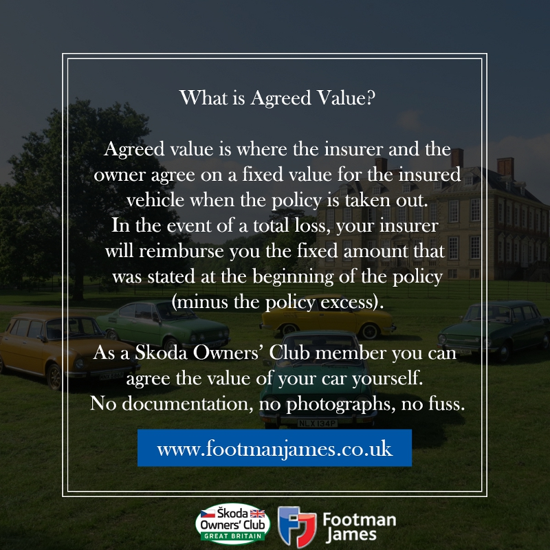 skoda-owners-club-what-is-agreed-value