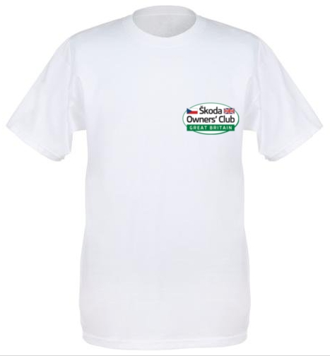 T-Shirt with printed logo